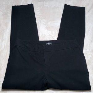 TORRID Dress Pants Black Stretch Cotton Classic